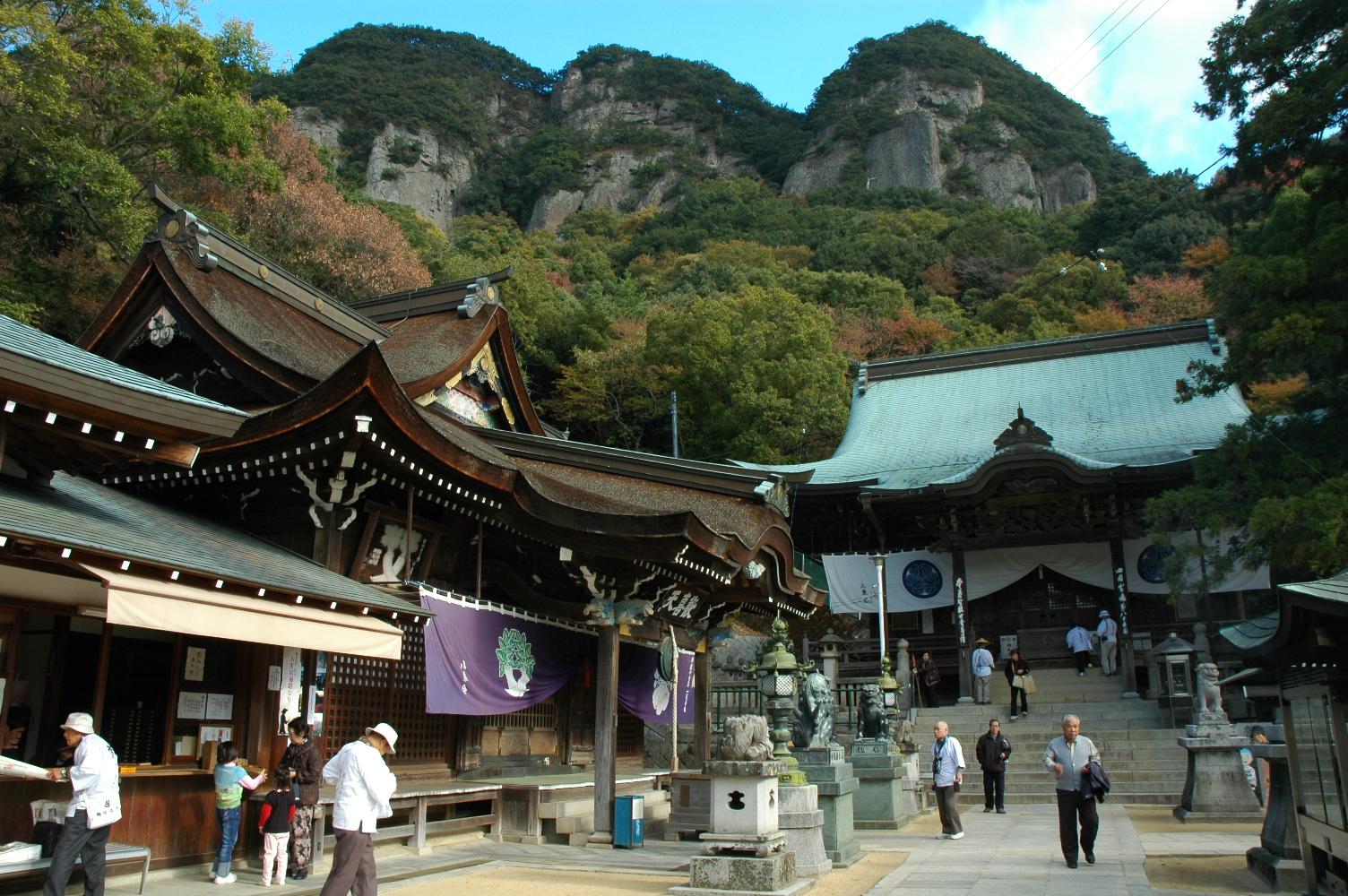 香川・八栗寺はケーブルカーでらくらく参詣!アクセス方法やご利益も紹介!