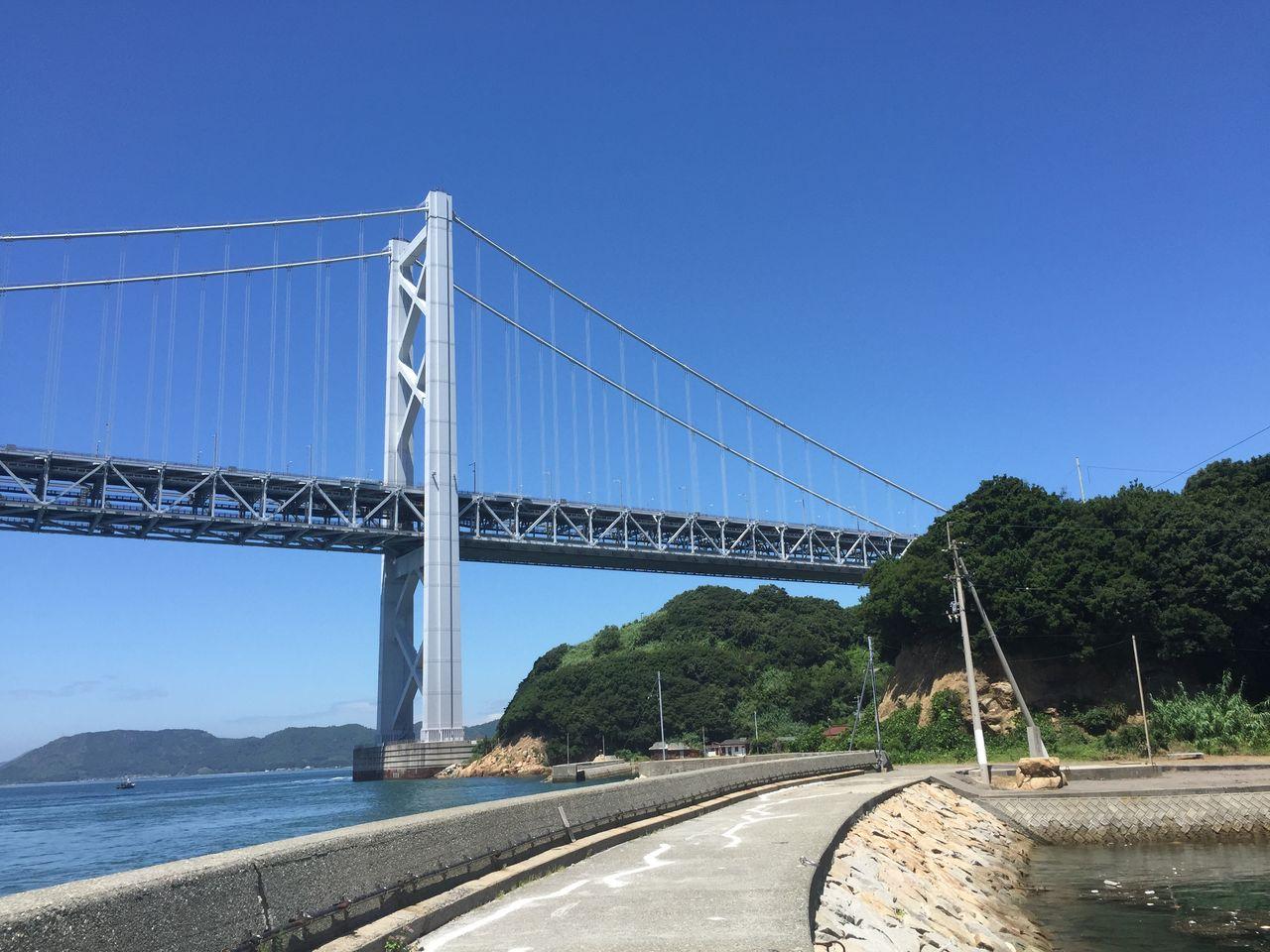与島の観光まとめ!おすすめは?瀬戸大橋唯一のPAは360度の絶景!