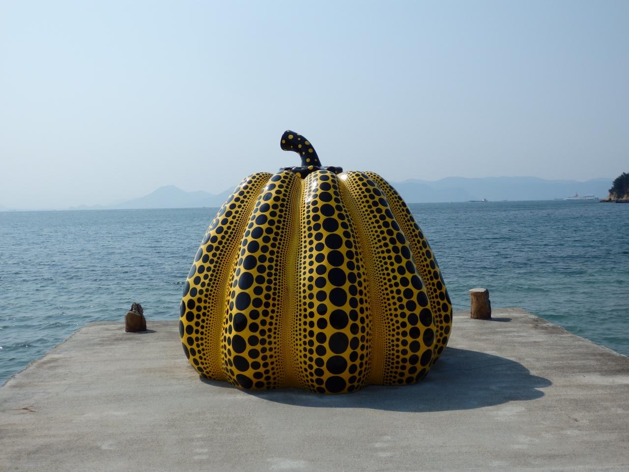 香川・豊島の観光おすすめモデルコース!自転車でアートの島を満喫!