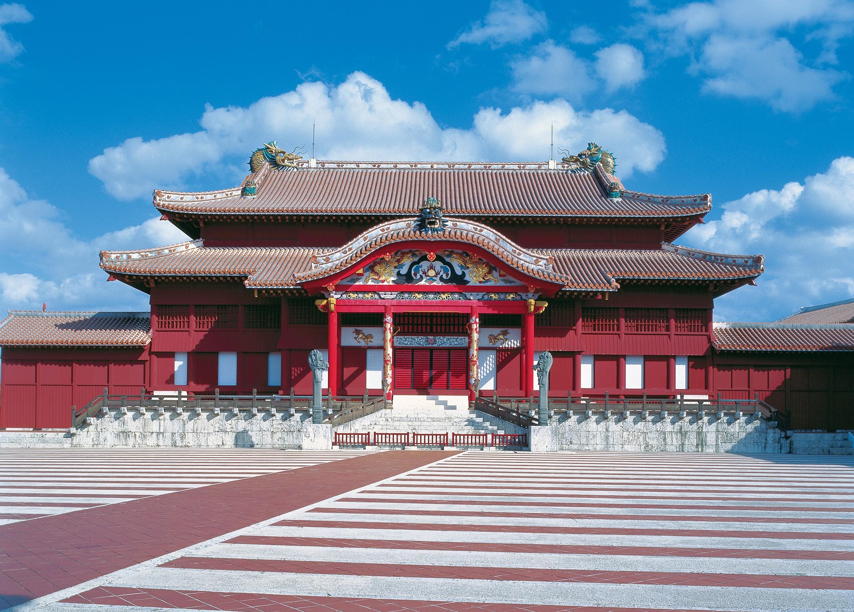沖縄首里城公園のご紹介!世界遺産の見どころなど情報満載!