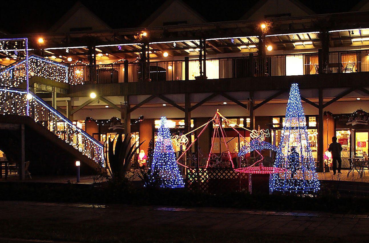 鹿児島のイルミネーション人気スポット!綺麗な光はデートにもおすすめ