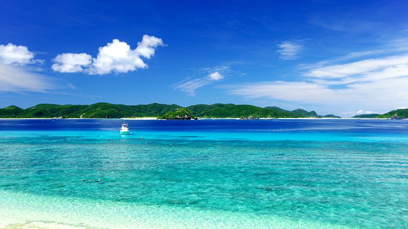 沖縄阿嘉島観光ご紹介!国立公園に指定された島でダイビングもできる!