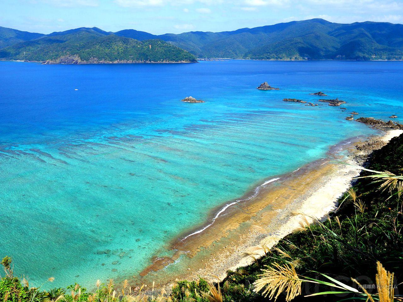 加計呂麻島観光おすすめモデルコースは?ダイビングや宿泊情報も!