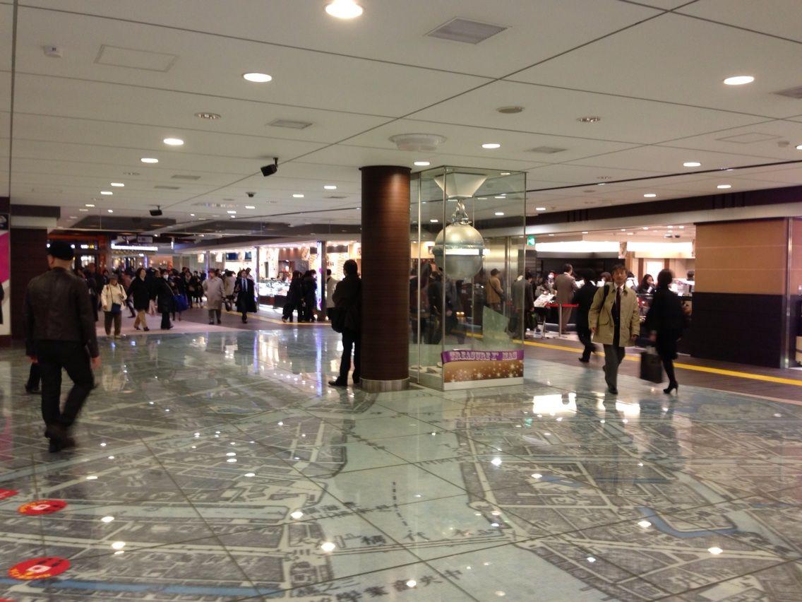 東京駅『グランスタ』への行き方は?お弁当やお土産のおすすめを紹介!