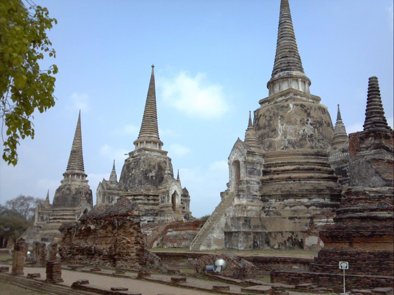 タイの名所おすすめランキングTOP15!人気の観光スポットや名物も!