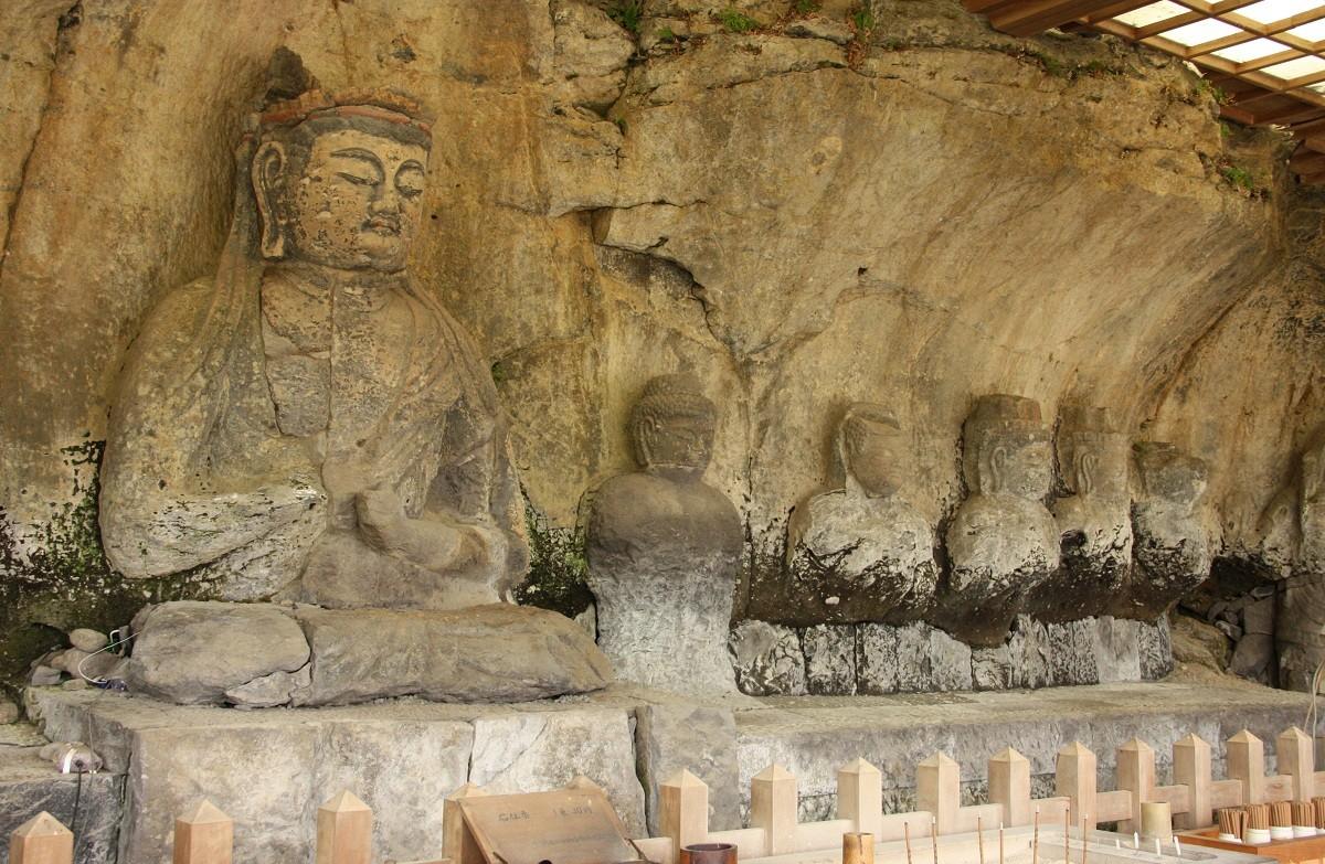 臼杵「石仏」は観光におすすめ!気になる料金や所要時間をご紹介!