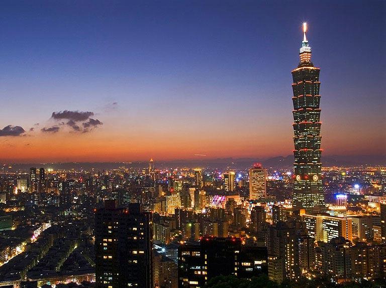 台北の夜景を楽しもう!おすすめのスポットからレストラン・バーまでご紹介