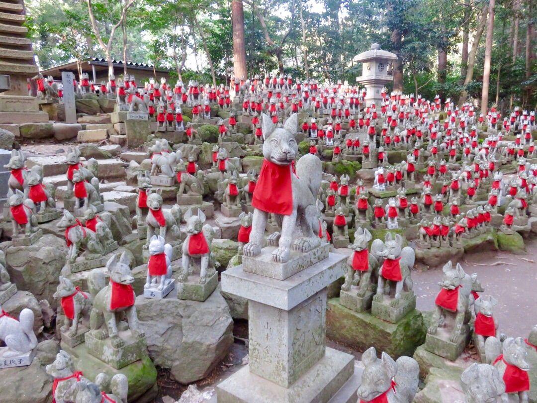 豊川市の観光おすすめガイド!人気のスポットを回って町の魅力を見つけよう