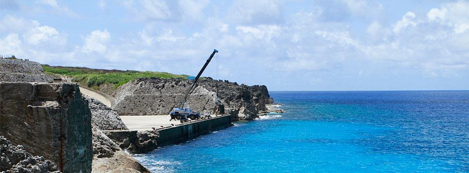 北大東島の観光おすすめスポットご紹介!宿泊施設や行き方もあり!