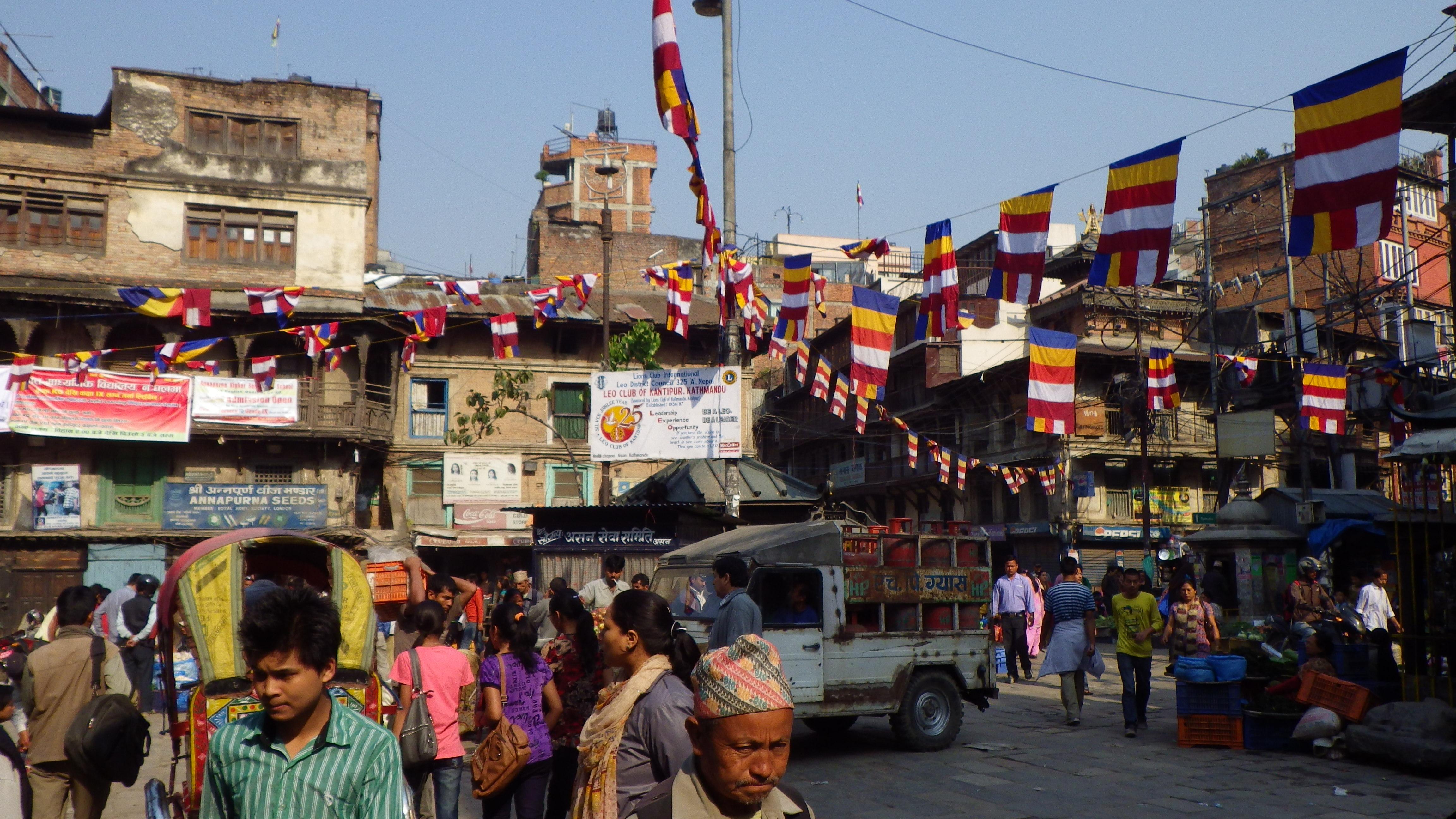 カトマンズ観光のおすすめスポット11選!ネパール随一の街で寺院や広場を堪能