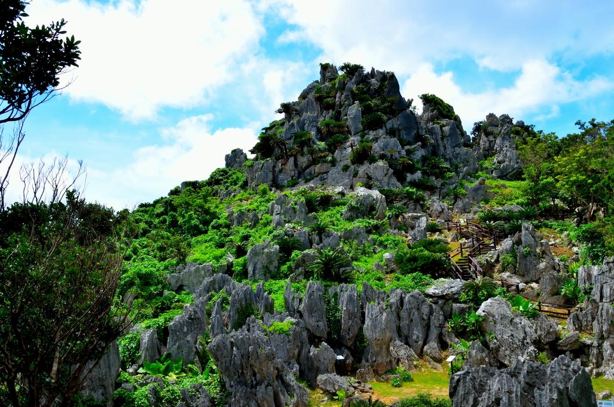 大石林山を紹介!沖縄の不思議なパワースポット!がじゅまるも有名!