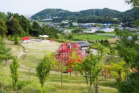 東三河ふるさと公園に子供と一緒に!沢山の遊具やイベントで楽しめる!
