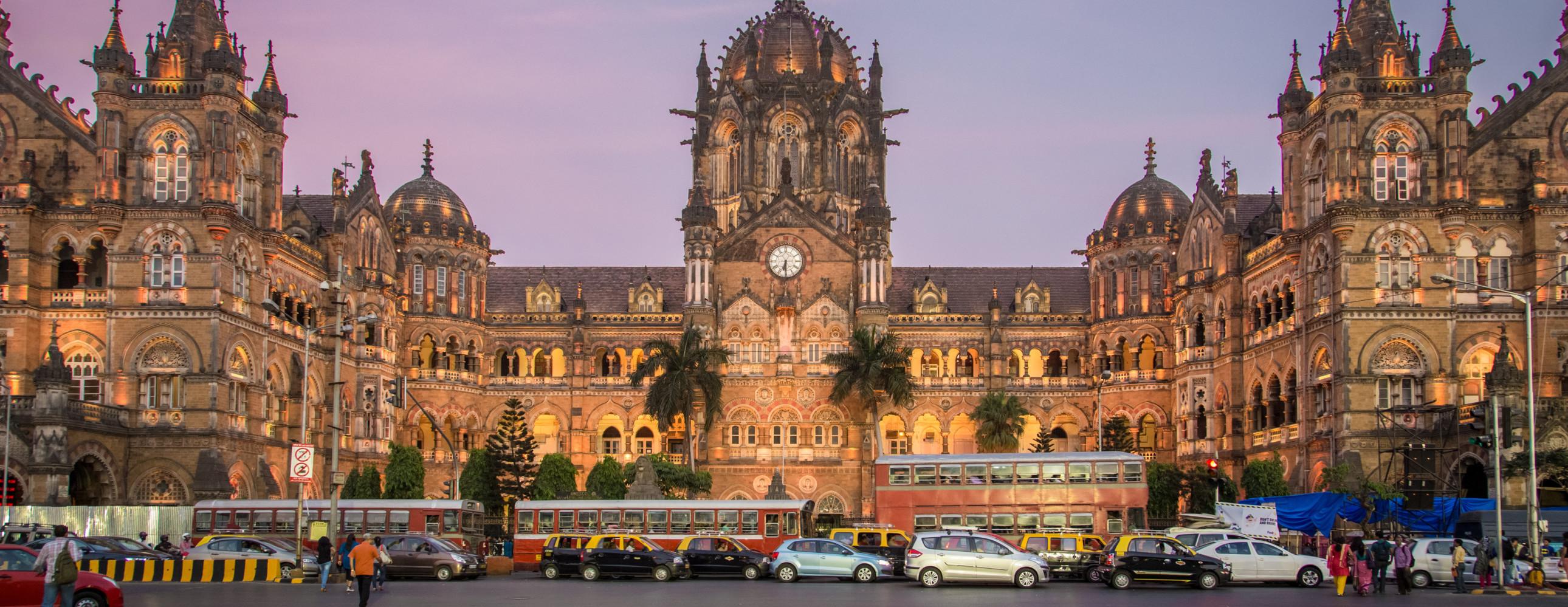 ムンバイ(インド)観光スポット紹介!世界遺産や見どころいっぱい!