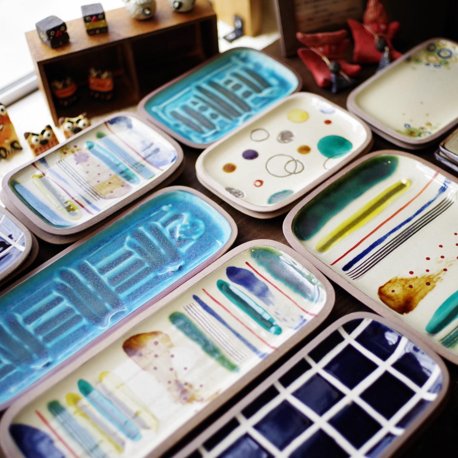 やちむんとは何?沖縄でお気に入りの食器を見つけてお土産に!