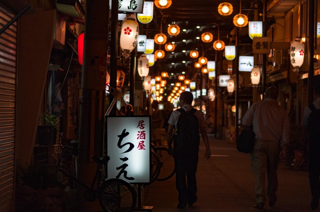 大阪新地の遊郭とは?五大新地を調査!値段や遊び方おすすめまとめ!