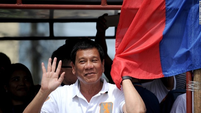 フィリピンの治安2017年最新情報!ドゥテルテ大統領就任後は悪化?