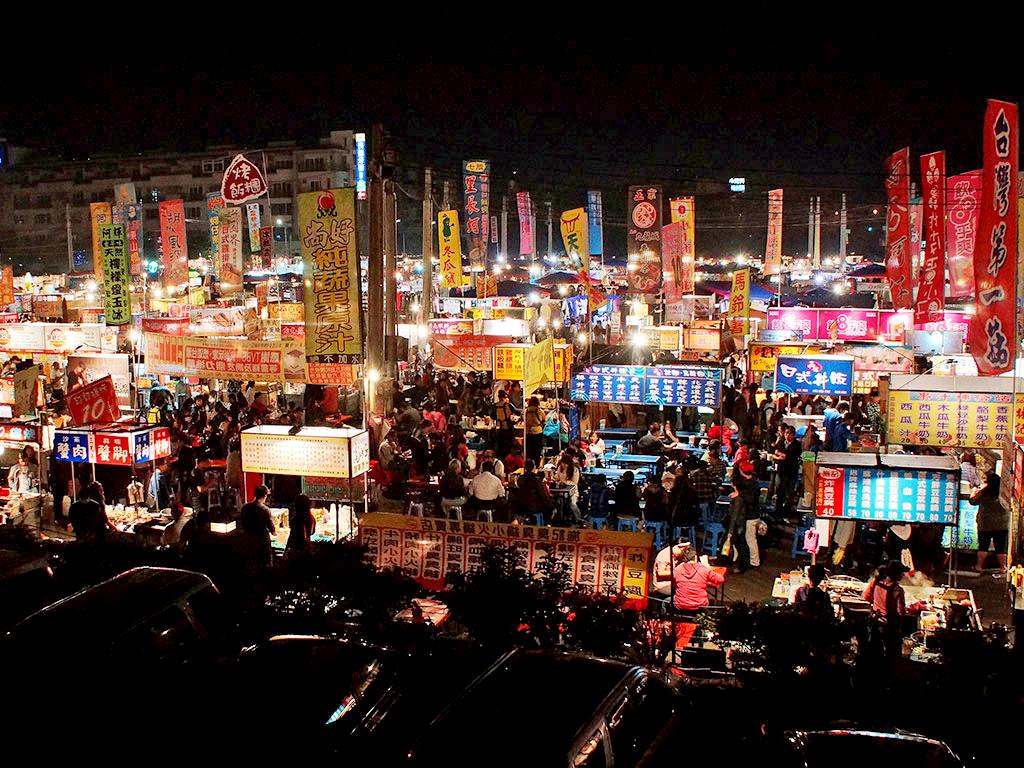 台南「夜市」のおすすめ!人気のグルメや気になる開催日をご紹介