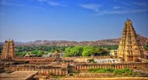 ハンピ(インド)カルナータカ州の魅力!幻の都の遺跡と絶景!行き方も!