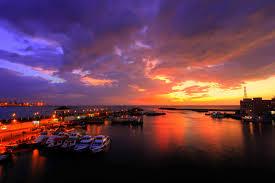 台湾・淡水の漁人碼頭はグルメが人気!情人橋からおすすめの夕陽を楽しむ!