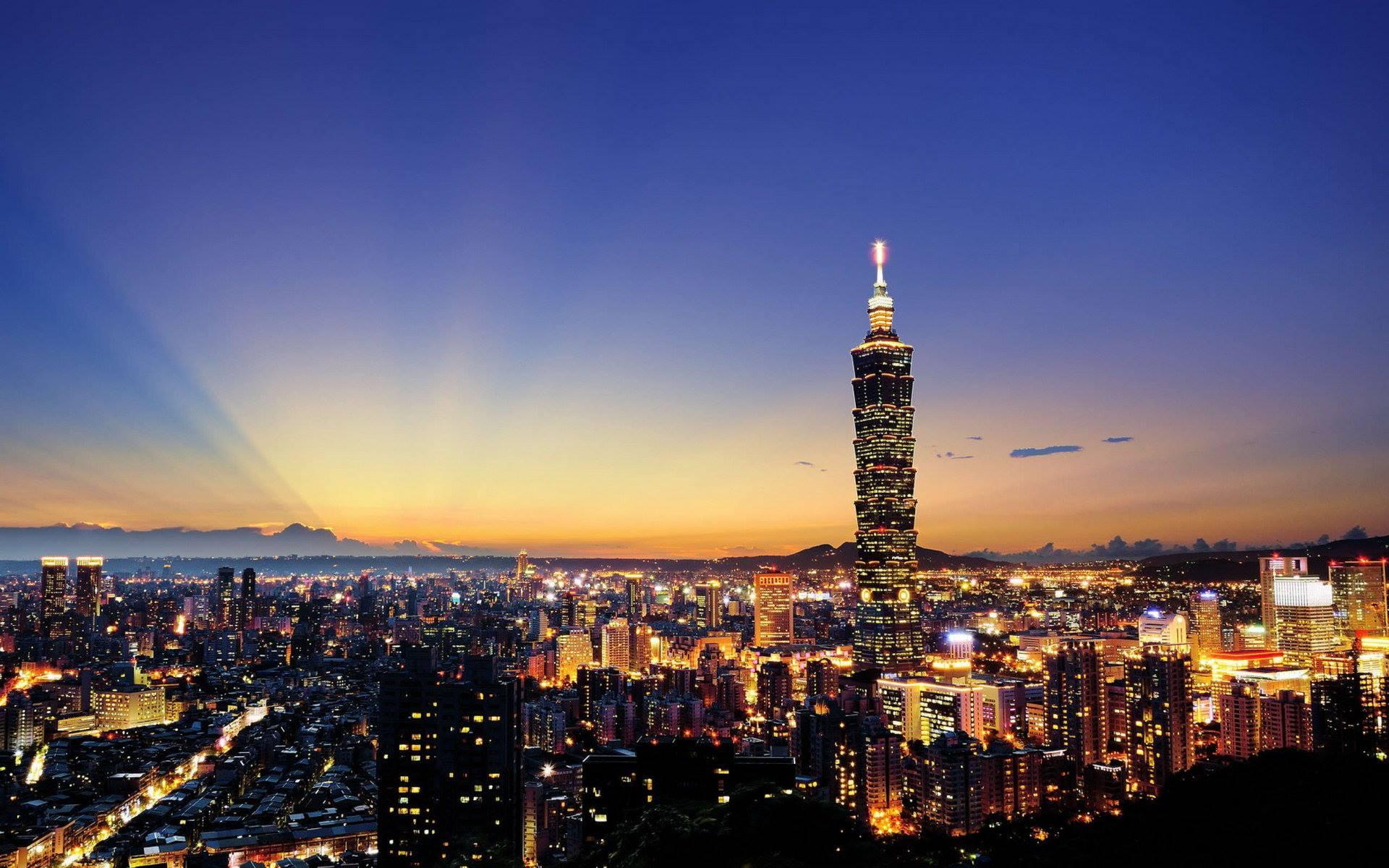 台北象山で夜景を見よう!台北市内が1番美しく見渡せる場所をご紹介!