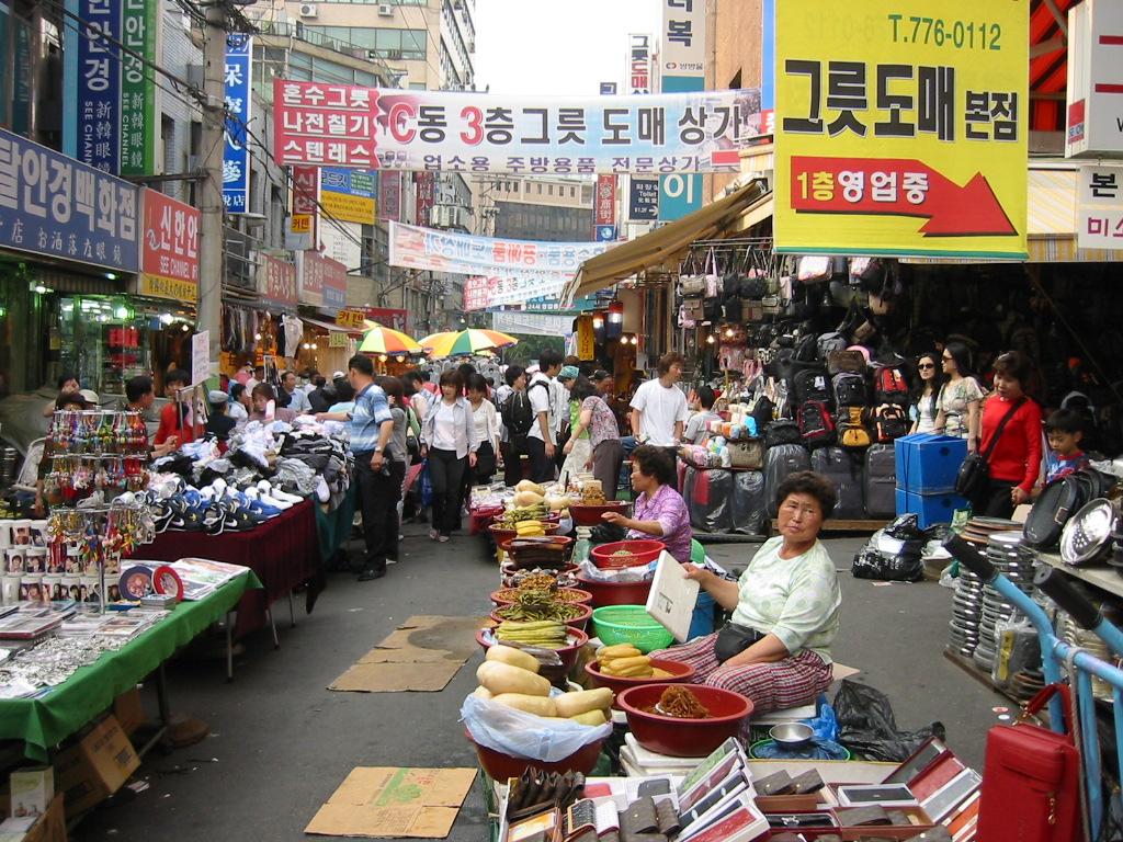 韓国の物価を徹底調査!旅行費や食費は日本の半額って本当!?