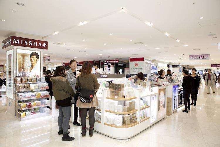 韓国の免税店でショッピング!日本で買うより値段も安くてお得!