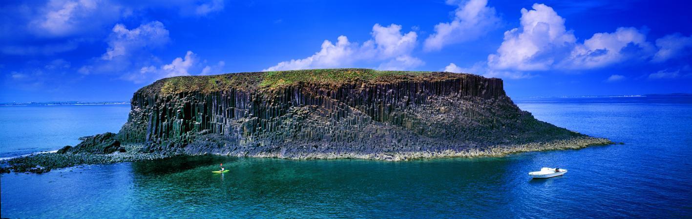 澎湖柱状玄武岩の魅力に迫る!自然の神秘感じる台湾屈指の奇岩を観光しよう