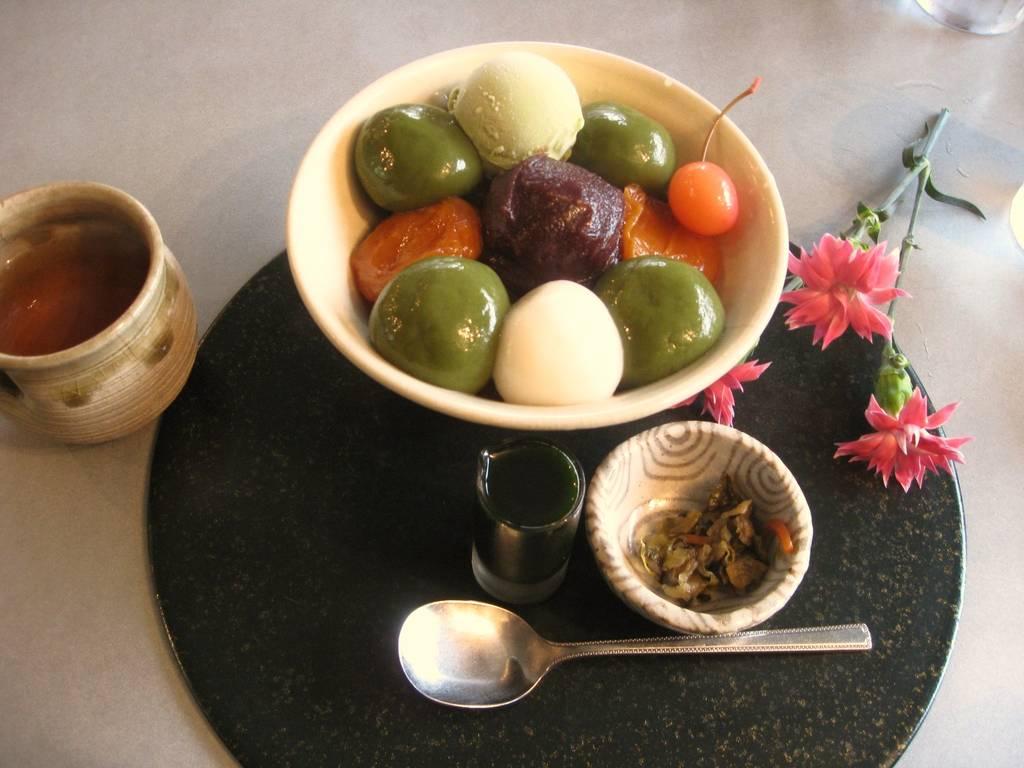 鎌倉の「茶房・雲母」に行ったら食べておきたい人気のメニューは?