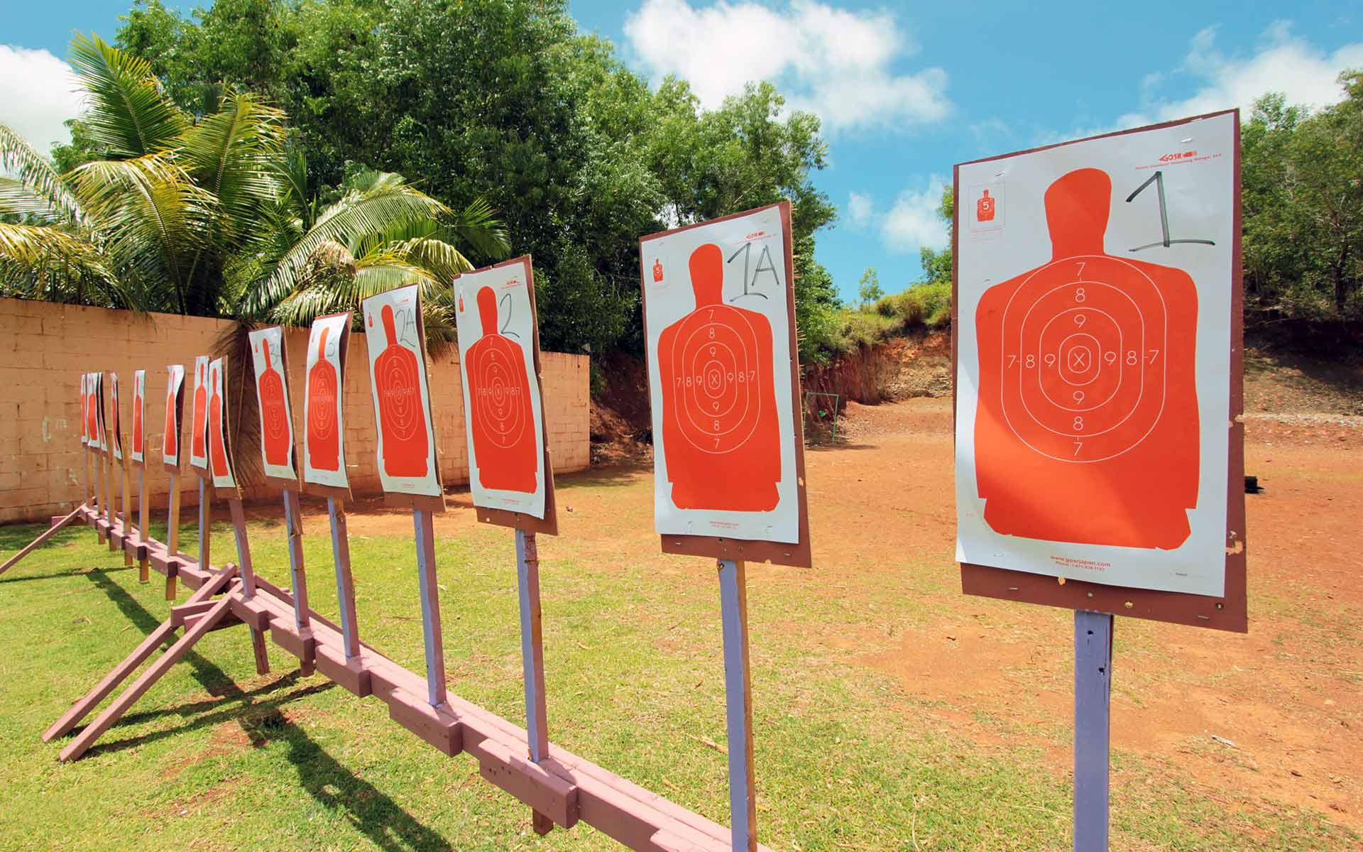 グアムで射撃体験!射撃場や料金・年齢制限は?安全に楽しむ方法!