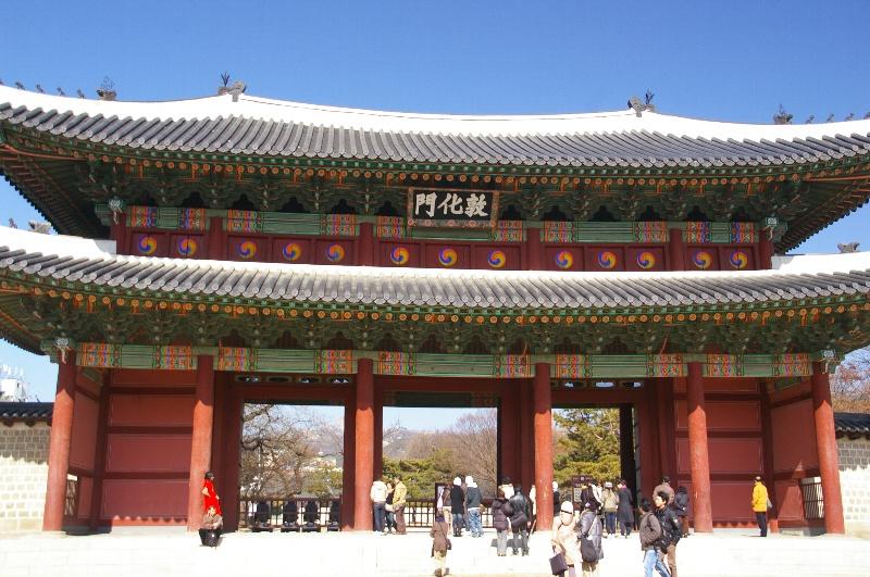 昌徳宮を観光しよう!日本語ツアーもあり!ドラマのロケ地としても有名!