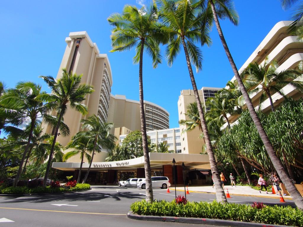 ハワイのシェラトン・ワイキキがおすすめ!オーシャンビューや朝食も最高!