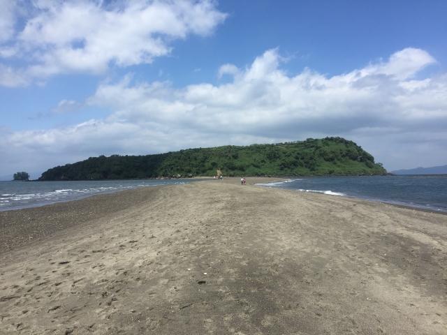 知林ヶ島は縁結びのパワースポットの無人島!干潮時間と行き方は?