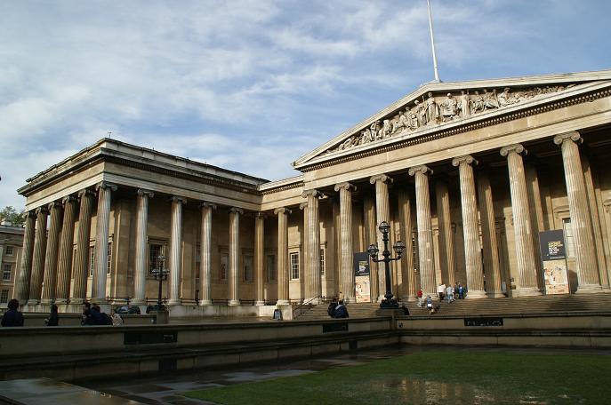 大英博物館の見どころ・入場料まとめ!ショップやカフェも楽しめる!