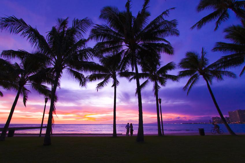 ハワイの旅費は平均いくら?飛行機代やホテル代の相場を調査!