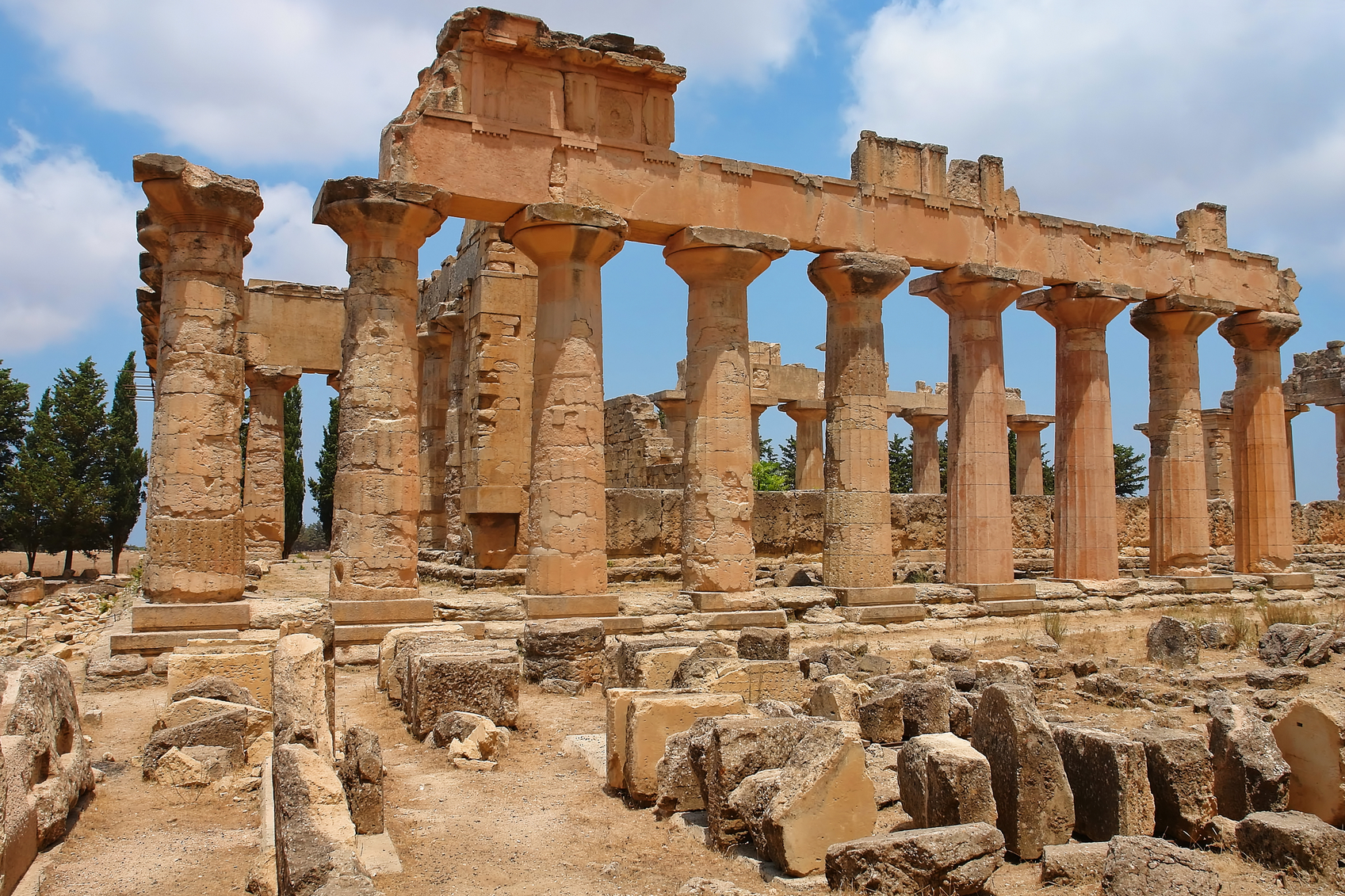 リビア観光特集!人気定番スポットやおすすめの見どころも!