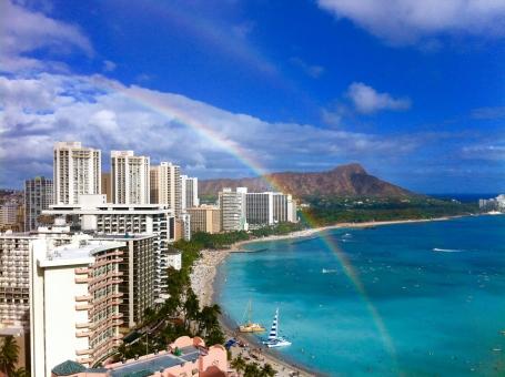 ハワイの新婚旅行がおすすめ!ハネムーンの費用はどれくらいかかる?