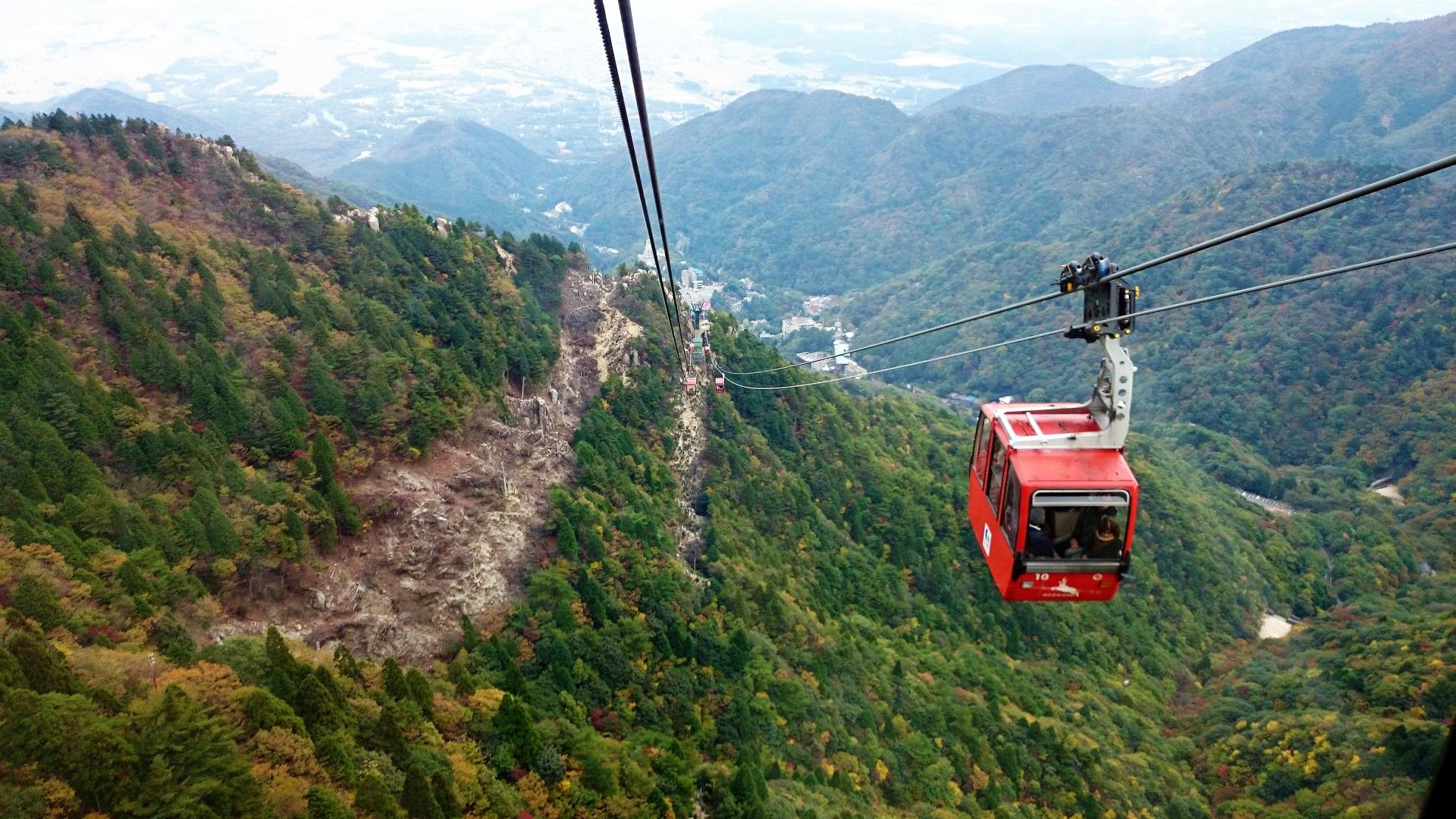 カチカチ山ロープウェイとは?富士山を間近に見れる人気スポット!