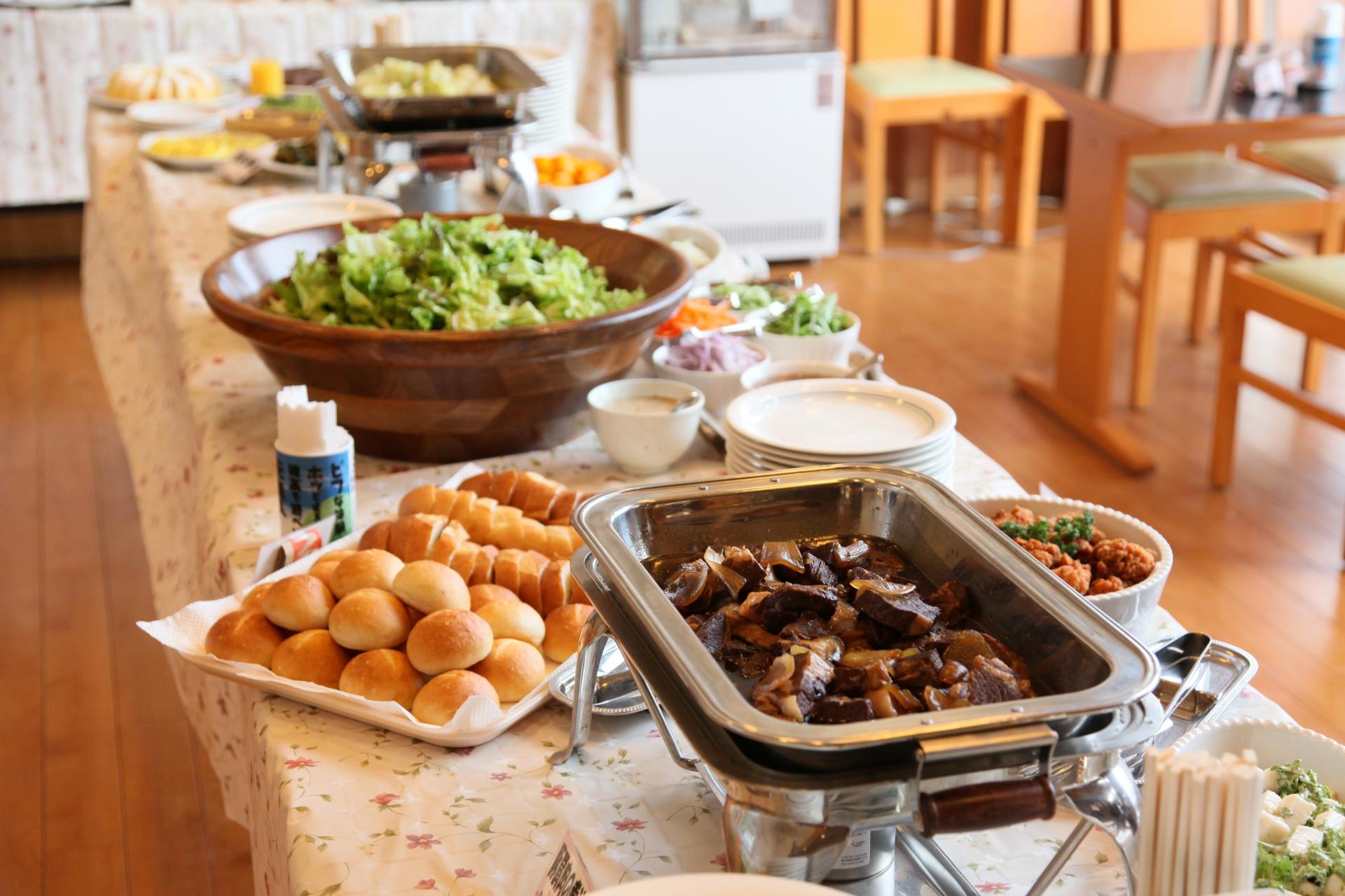 四日市のおすすめランチ特集!子連れに人気のバイキングやカフェ・和食など!