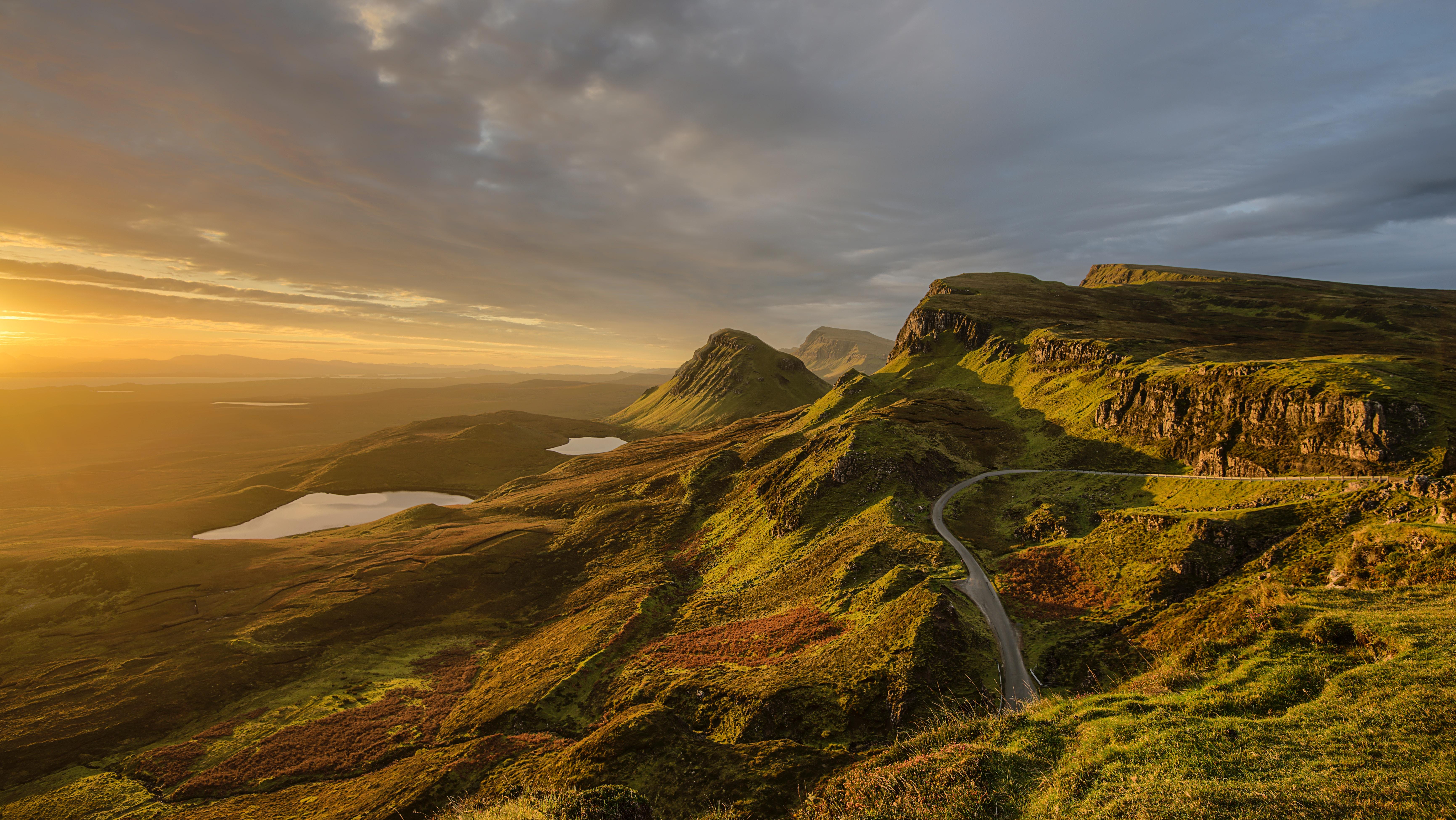 スカイ島(スコットランド)!ここはまるで別世界!翼の島の絶景を紹介!