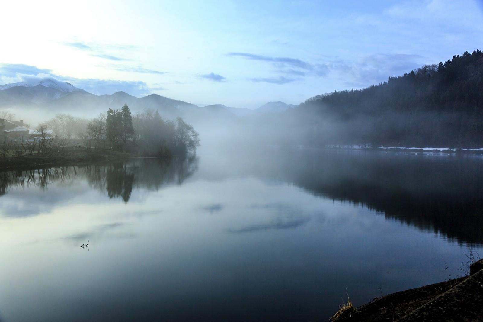 苗栗向天湖!霧の中にある村!幻想的な景観に感動!神秘の祭り「矮霊祭」も!