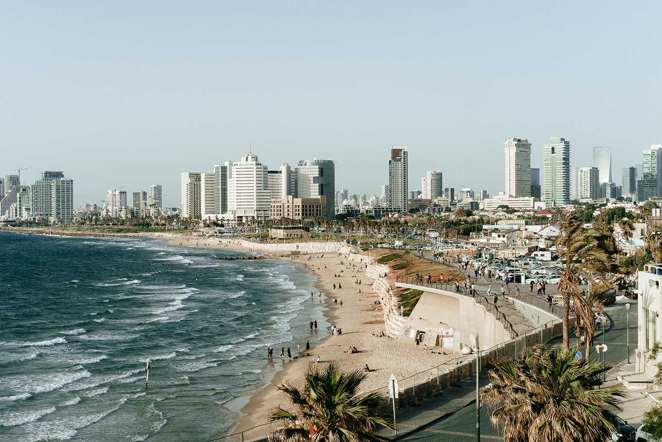 テルアビブの観光地を紹介!治安状況は?中東屈指の都市を満喫しよう!