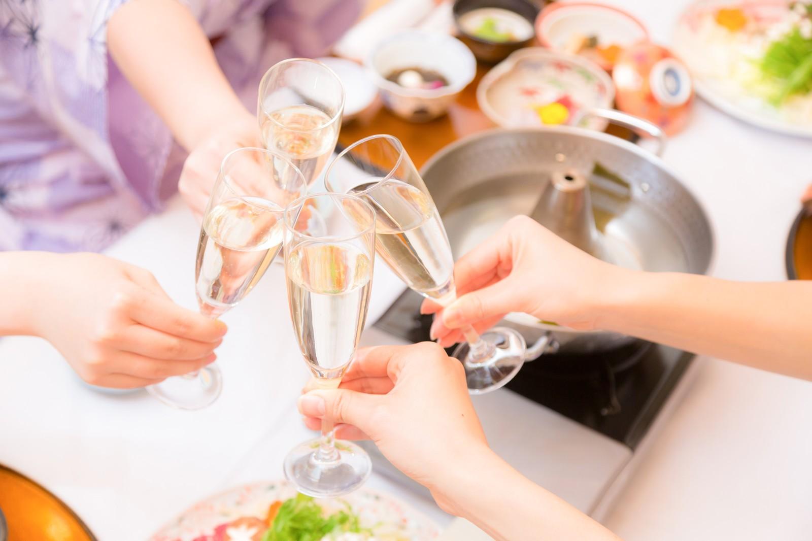 銀座で女子会におすすめのお店特集!人気の飲み放題や個室も!