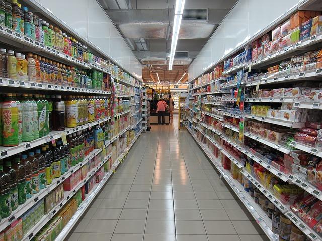 台湾のスーパーはお土産を買うのにおすすめ!お菓子コーナーも充実!