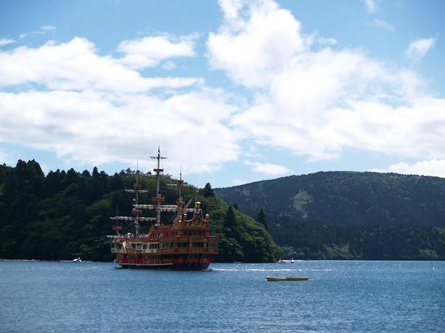 箱根・芦ノ湖の観光おすすめスポット特集!遊覧船やロープウェイも人気!