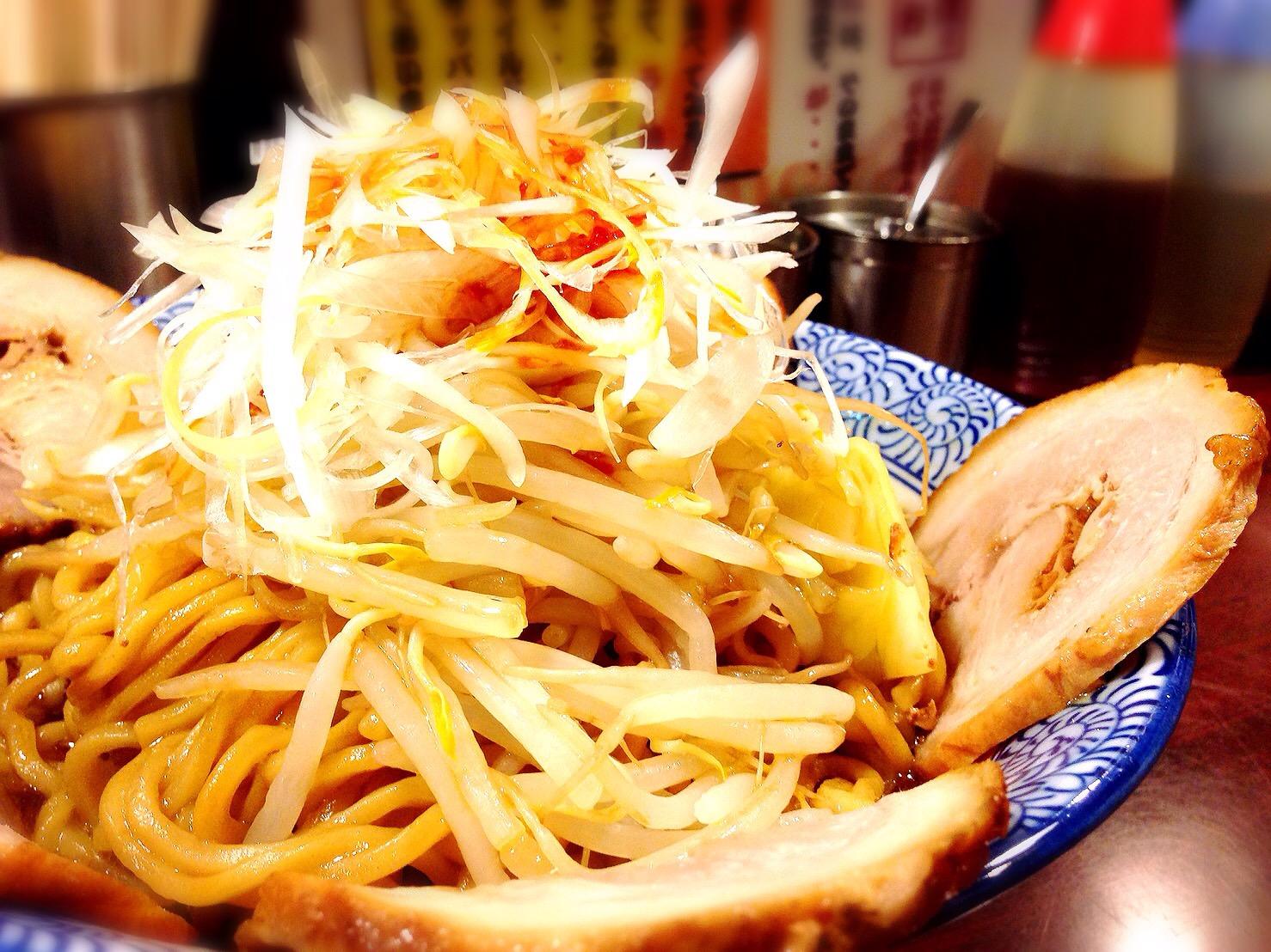 秋葉原の油そば5選!美味しくて安い大食いさんにおすすめのところは?