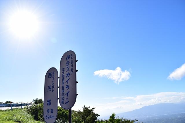 静岡のドライブコースをご紹介!デートにおすすめの観光スポットは?