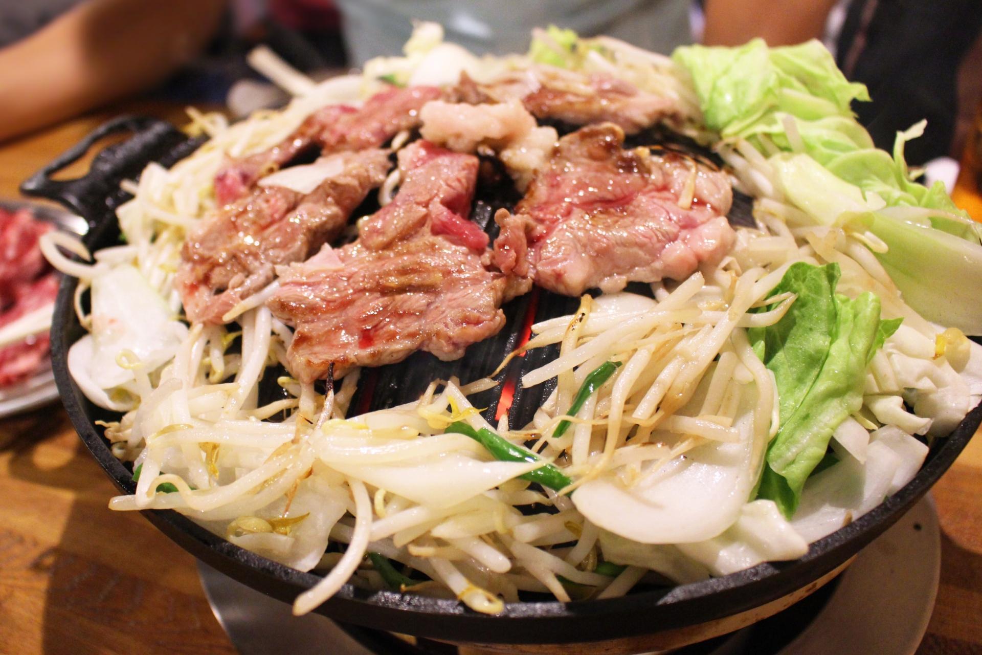 札幌だるま本店でジンギスカンを食べる!激ウマメニュー紹介!