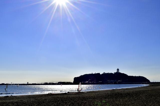 江ノ島の温泉がおすすめ!日帰りでも楽しめる!老舗旅館もあり!