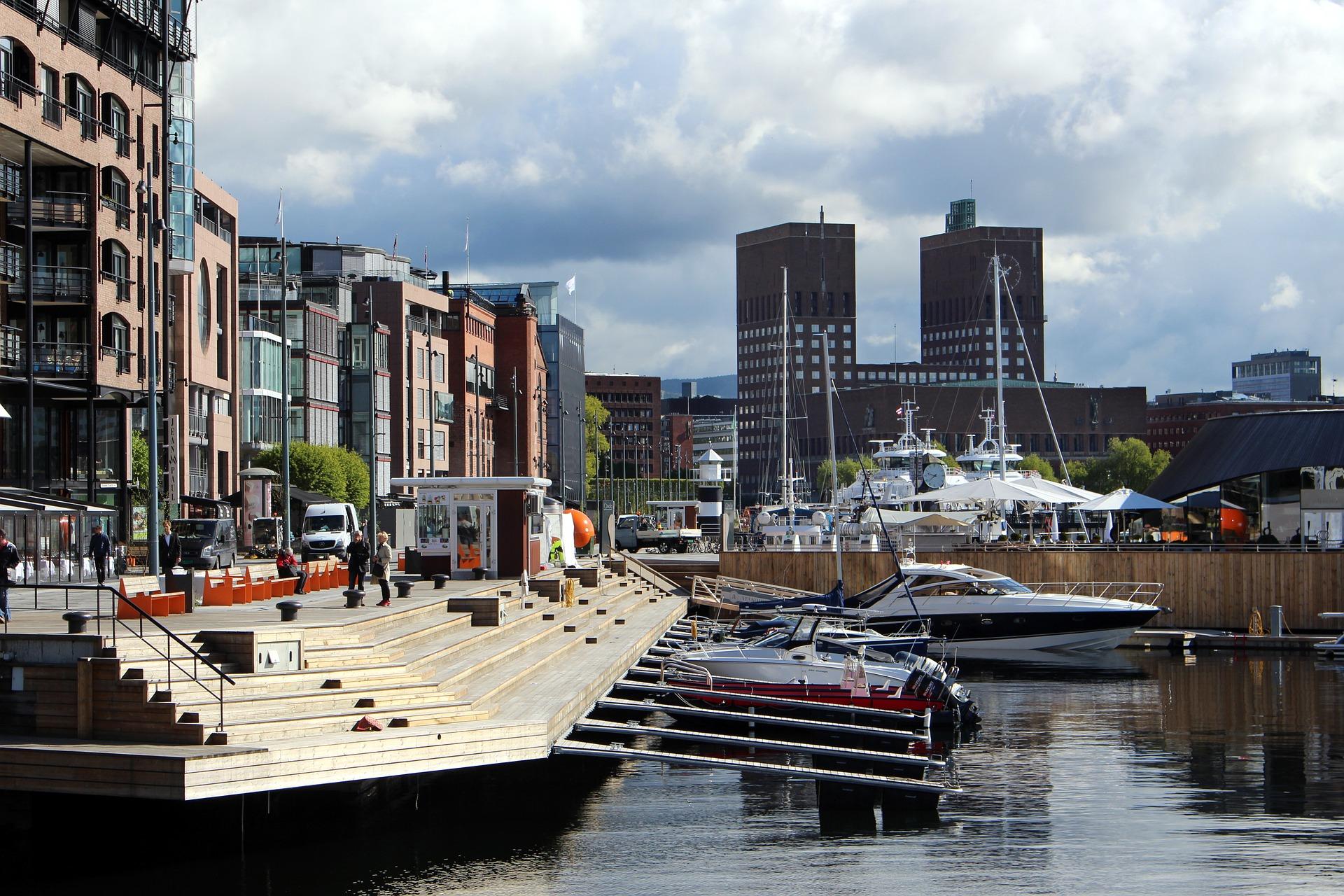ノルウェーの首都オスロの観光スポット紹介!人気の見所はココ!