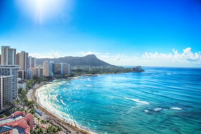 スカイダイビングをハワイで体験!おすすめは?海外で空中遊泳を楽しむ方法!